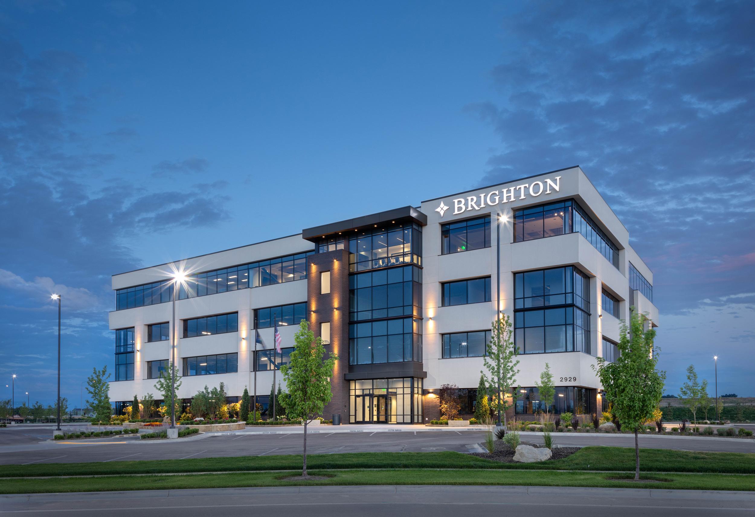 Brighton Corporation Headquarters Meridian Idaho